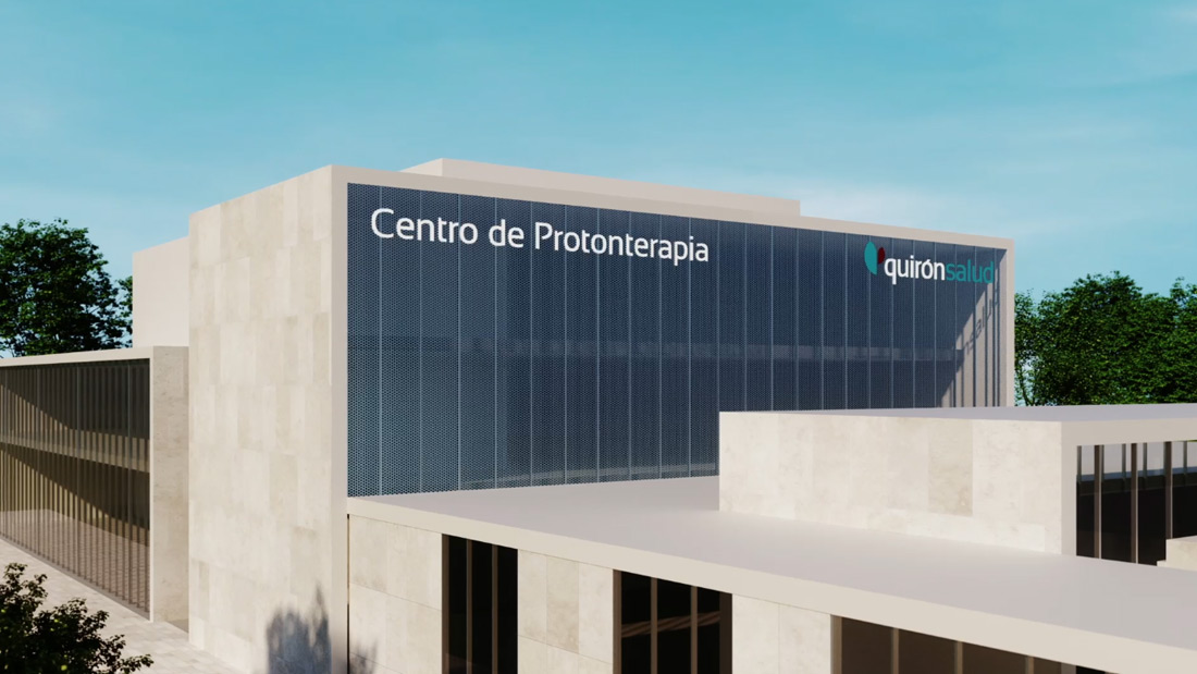 Centro de Protonterapia de Quirónsalud