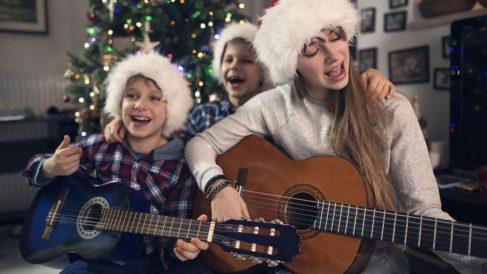 Los villancicos son todo un clásico navideño