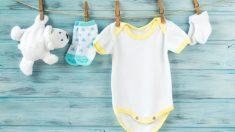Trucos para aprovechar la ropa de los bebés