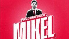 Arteta, nuevo entrenador del Arsenal. (Foto: Arsenal)