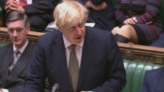 Boris Johnson. Foto: EP