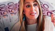 Susana Díaz, ex presidenta de Andalucía.