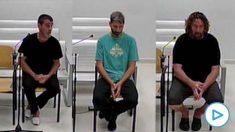 Eduard Garzón, Guillem Xavier Duch y Xavier Buigas