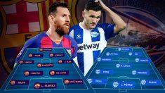 FC Barcelona – Alavés   Liga Santander 2019-2020