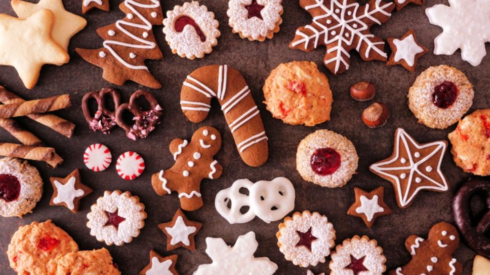 Recetas De Galletas De Navidad Para Hacer Con Niños