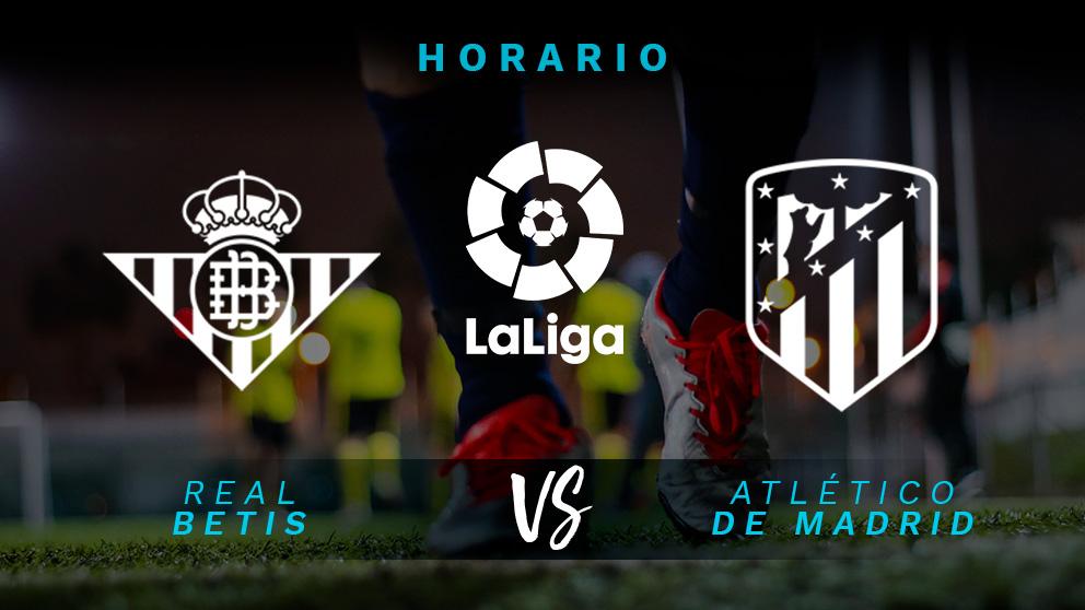 Liga Santander: Betis – Atlético de Madrid.