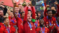 El Liverpool se lleva el Mundial de Clubes 2019. (AFP)