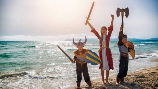 Nombres vikingos para niños y niñas que te encantarán
