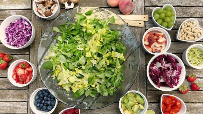 Beneficios dieta vegetariana
