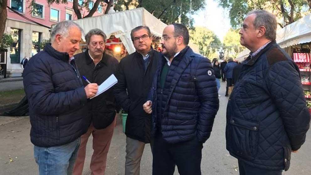 Alejandro Fernández, presidente del PP catalán Foto: Europapress.
