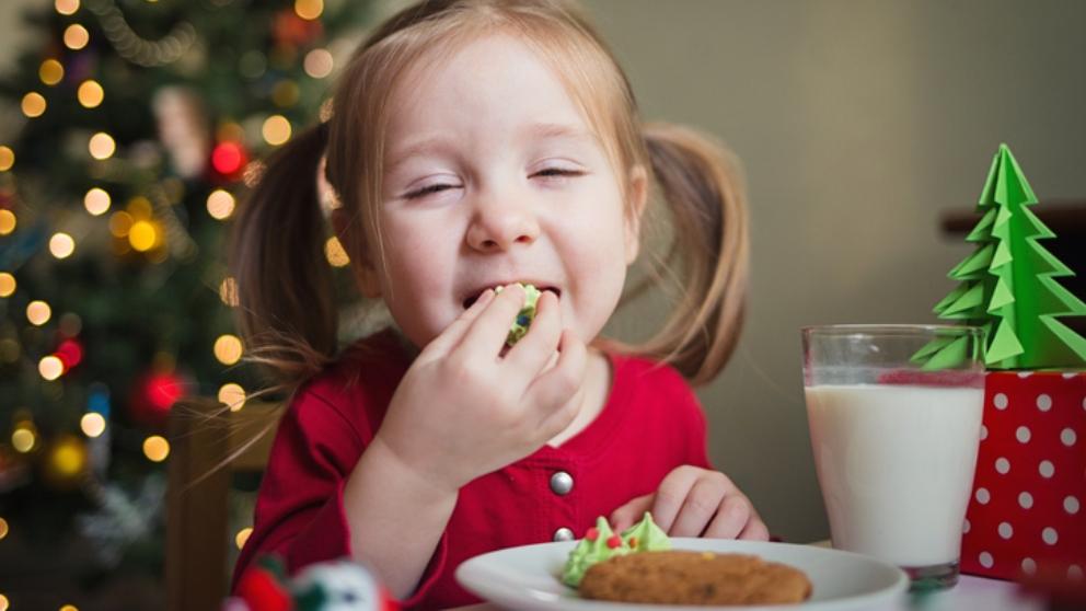 Evitar que los niños coman azúcar