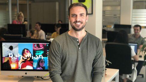 Sergio Cerro, CEO de Rebellion Pay