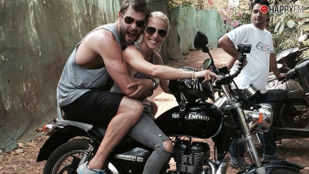 Chris Hemsworth y Elsa Pataky, muy criticados