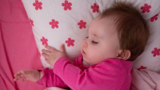 Qué hacer cuando un recién nacido no duerme