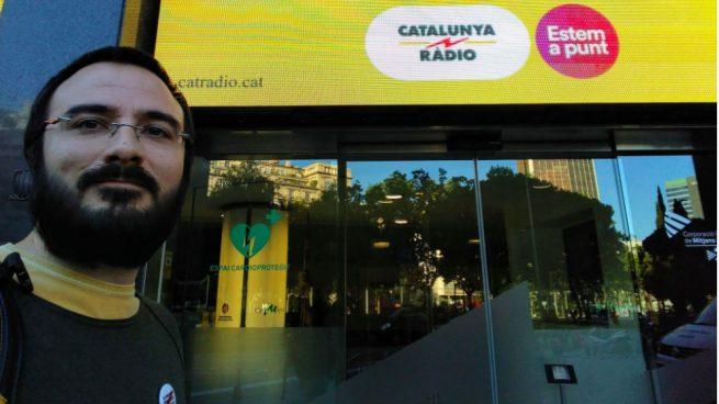 El diputado antisistema de la CUP se beneficia de lo que critica: sueldo del Estado, paro y 130.000€ de hipoteca