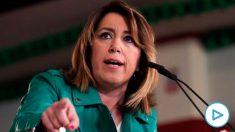 Susana Díaz. (Foto. PSOE)