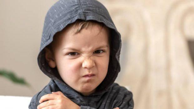 5 consejos para hablar con un niño enfadado