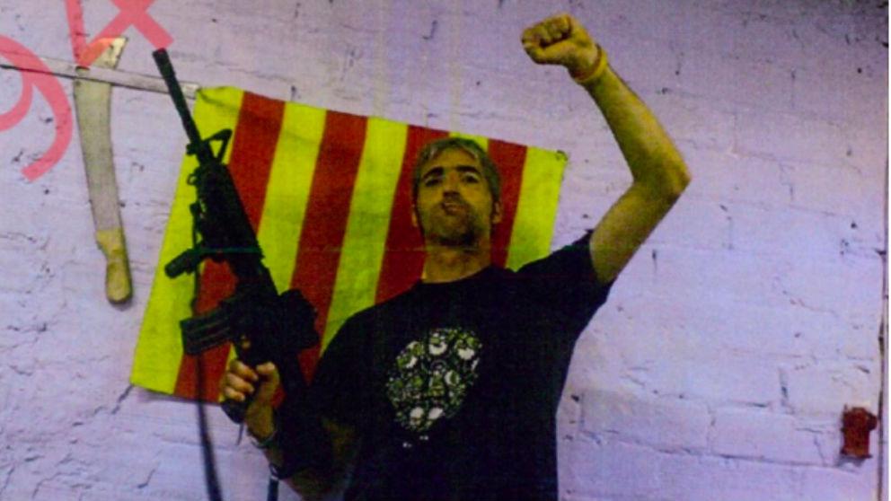 Alexis Codina, uno de los integrantes del 'núcleo productor' involucrados en el golpe a Amazon.