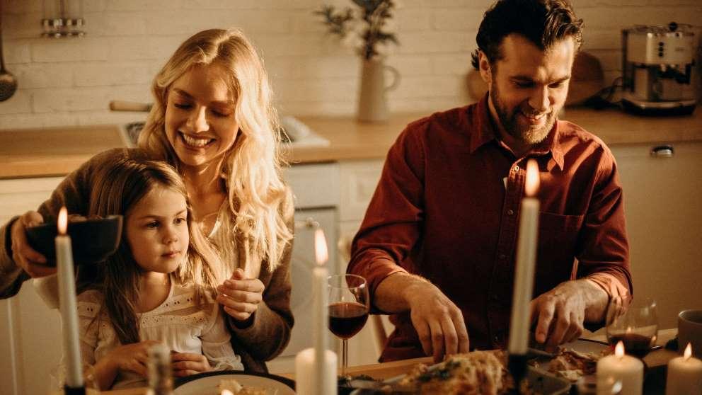 Nochevieja es el momento ideal para decir unas palabras a tus familiares