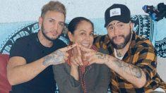 Omar Montes estuvo con Isabel Pantoja en Cantora. (Foto: Kiko Rivera Instagram)