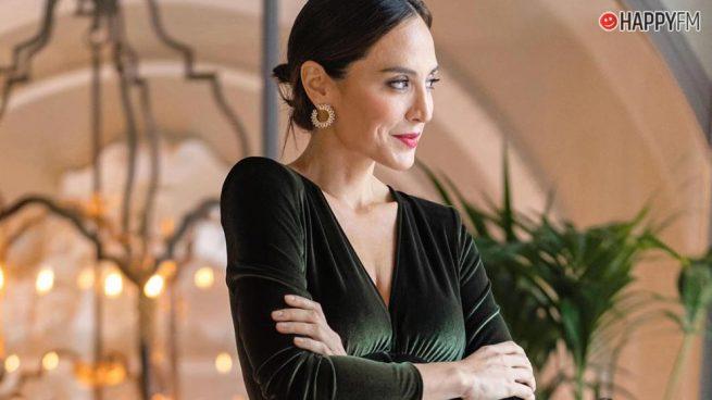 Tamara Falcó realiza un sensual brindis que no deja indiferente a nadie