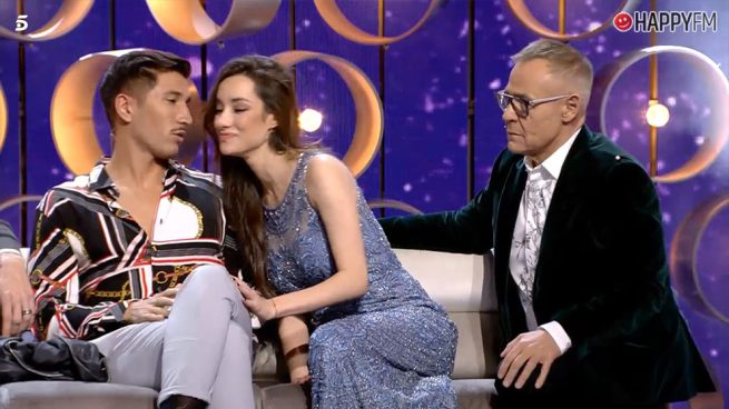 'GH VIP 7': Así fue la cobra de Gianmarco a Adara
