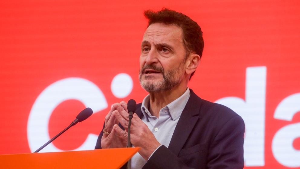 El diputado de Ciudadanos, Edmundo Bal. Foto EP