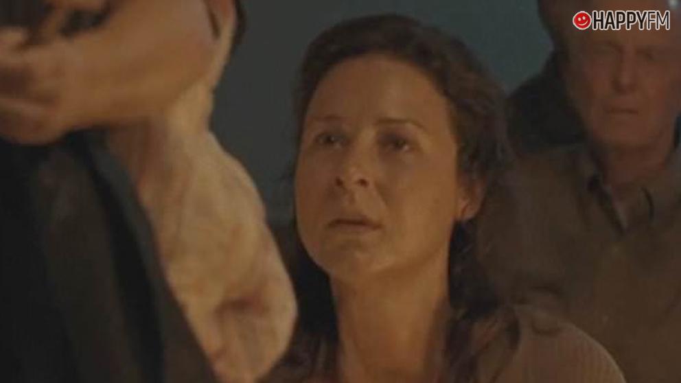 Esta actriz de The Walking Dead, detenida por agresión