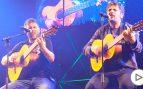 Estopa arrasa en su concierto en el WiZink Center de Madrid