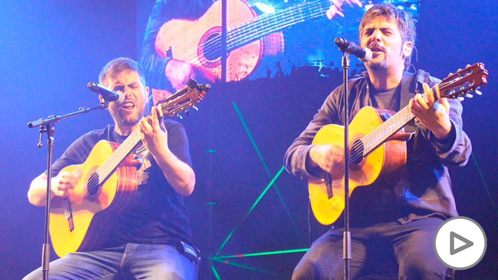 David y José Muñoz (ESTOPA)