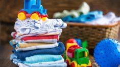 Crear un kit de recuerdos para tu bebé