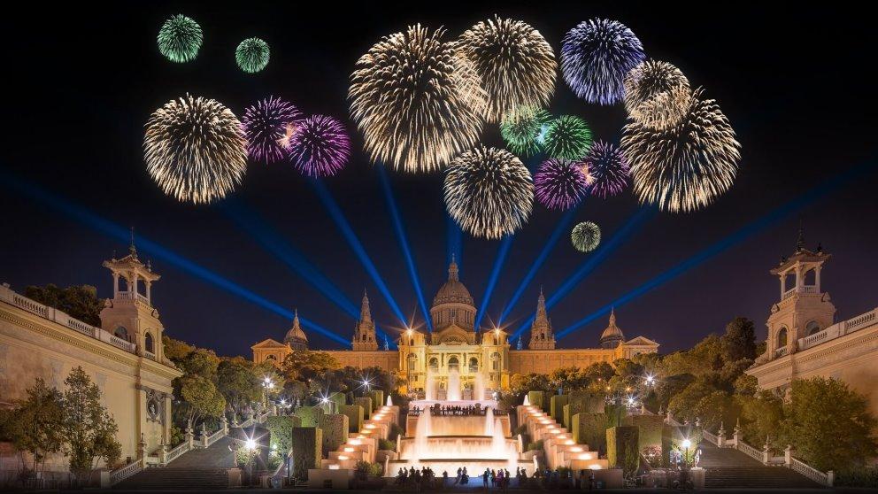Barcelona ofrece una experiencia inolvidable en Nochevieja
