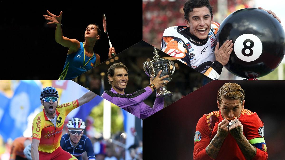 Los retos del deporte español para 2020.