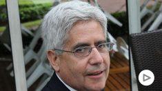 El embajador de Bolivia ante la OEA, Jaime Aparicio,.