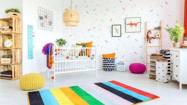 habitaciones bebé