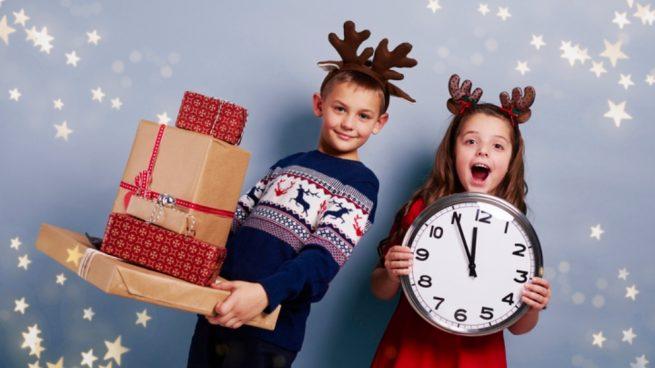 plan para fin de año con niños