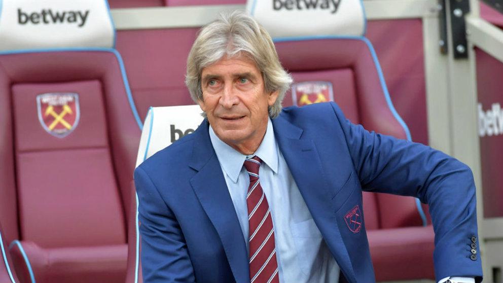 Manuel Pellegrini. (West Ham United)