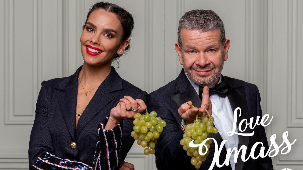 Cristina Pedroche y Chicote darán las Campanadas 2019 en Antena 3