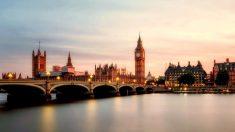 Londres es la ciudad ideal para dar la bienvenida a un nuevo año