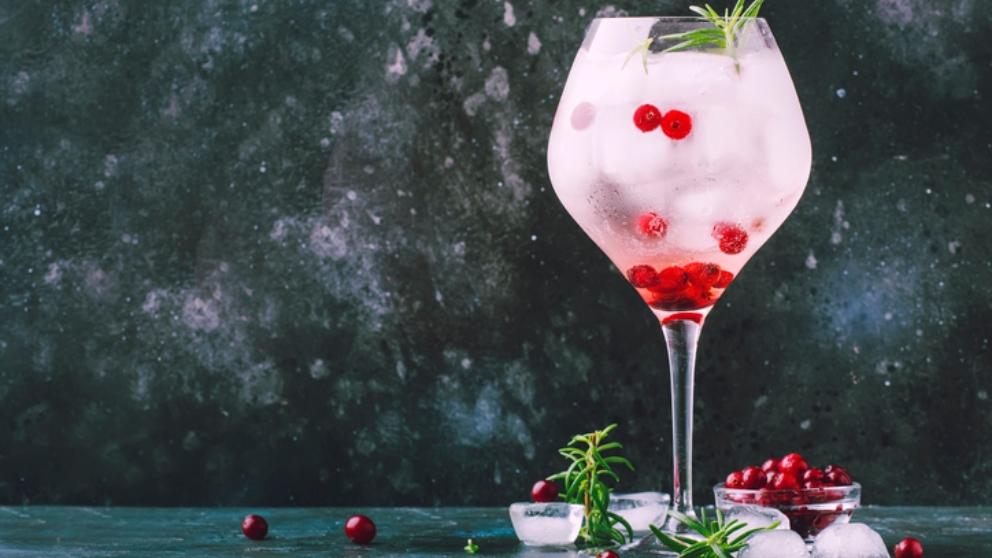 Cócteles y bebidas Nochevieja