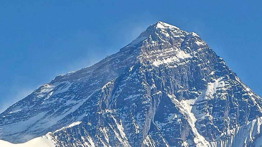 Dónde está el Everest