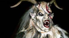 ¿Quién es Krampus, la criatura que castiga a los niños en Navidad?