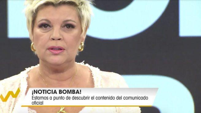 María Teresa Campos y Edmundo Arrocet rompen su relación definitivamente