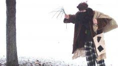 Quién es el personaje de la Navidad Belsnickel