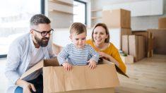 La caja de los tesoros es un regalo ideal para bebés
