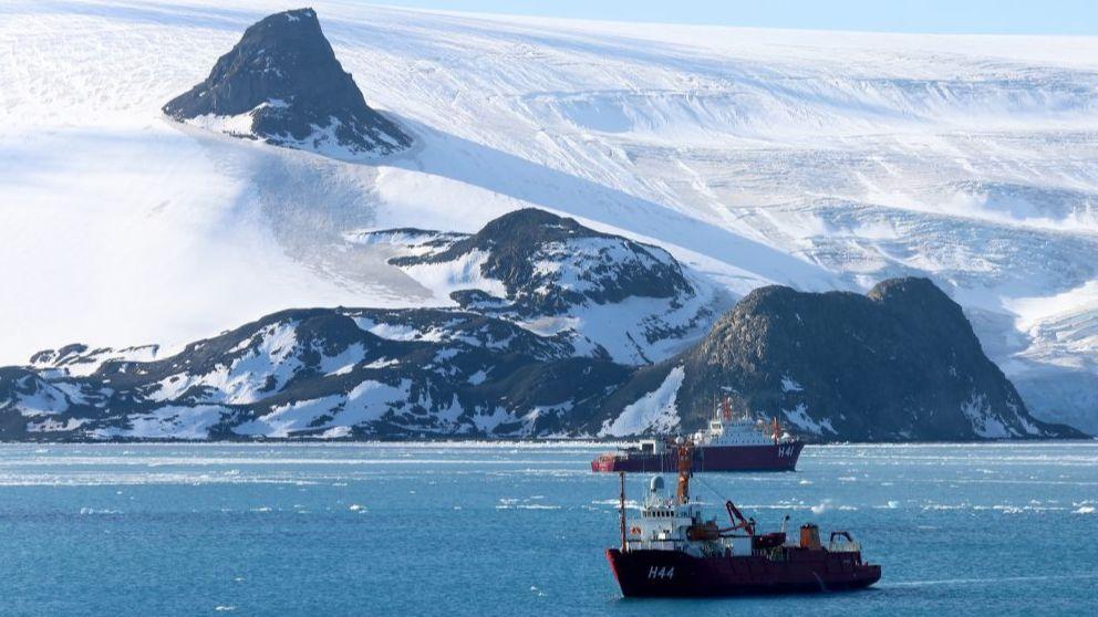 Cómo era la Antártida hace millones de años