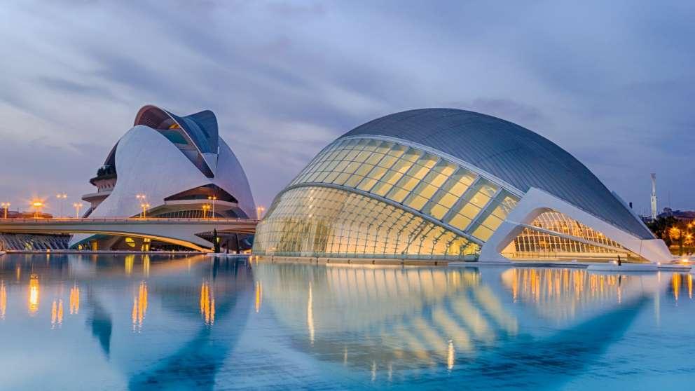 Valencia es una de las ciudades españolas