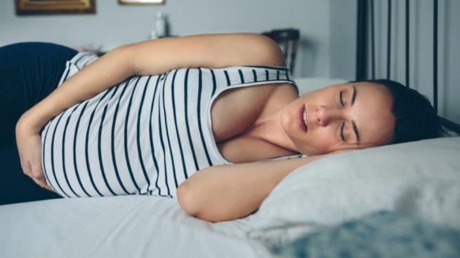 Soñar más durante el embarazo