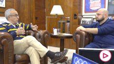 El presidente del Comité Olímpico Español atiende a OKDIARIO.