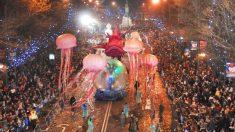 La Cabalgata de Reyes es uno de los momentos más mágicos del año en España